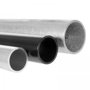 Aluminium en gegalvaniseerde buizen