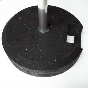 PVC gewichtsvoeten 15 tot 25 kg
